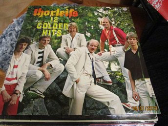 THORLEIFS - 12 GOLDEN HITS - LP