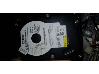 Western Digital WD2500JS-55NCB1 250GB Hard Drive