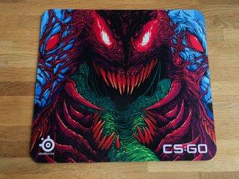 43dcc224865 SteelSeries QcK+ CS:GO Hyper Beast edition - Mu.. (352866964) ᐈ Köp ...