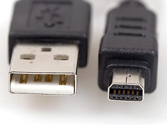 Olympus USB-kabel - usb6pin