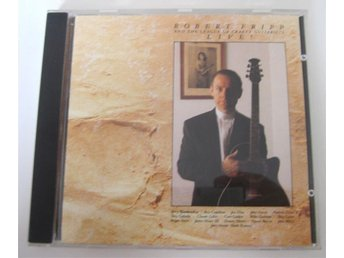 Robert Fripp & The League Of Crafty Guitarists – Live! UK! M-!