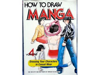 How to draw Manga: Dressing your characters in casual wear - Malmö - How to draw Manga: Dressing your characters in casual wear - Malmö