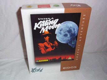Tex Murphy: Under a Killing Moon - PC Big Box