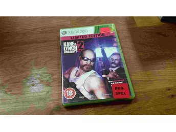 KANE & LYNCH 2 DOG DAYS XBOX 360 BEG