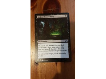 Magic the Gathering - Sinister Concoction (NM)