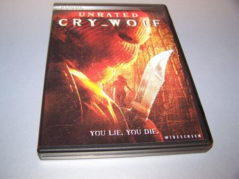 Cry_Wolf (2005) Unrated / Reg. 1 (US) - NY - Julian Morris, skräck, slasher