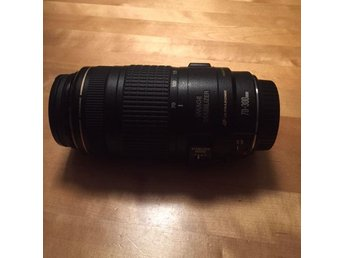 Canon Objektiv EF 70-300mm 1:4-5:6  IS USM.