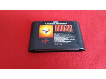DRAGON THE BRUCE LEE STORY till Sega Megadrive