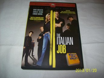 THE ITALIAN JOB - MARK WAHLBERG