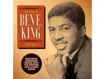 King Ben E: Rise Of Ben E King (CD) - Nossebro - King Ben E: Rise Of Ben E King (CD) - Nossebro