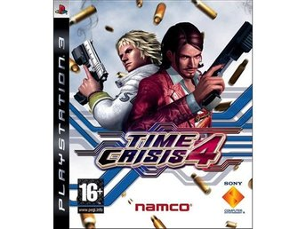 Time Crisis 4 - Playstation 3