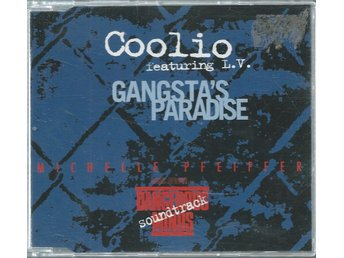 COOLION - GANGSTA´S PARADISE  ( CD MAXI/SINGLE )