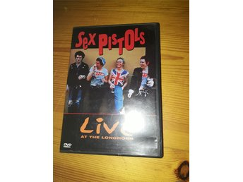 Sex pistols live at the longhorn dvd musik