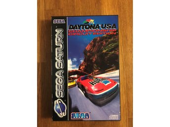 Daytona USA till Sega Saturn