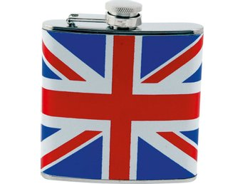 Fickplunta Union Jack England Whiskey