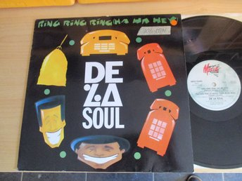 "De La Soul ""Ring Ring Ring(Ha Ha Hey)"