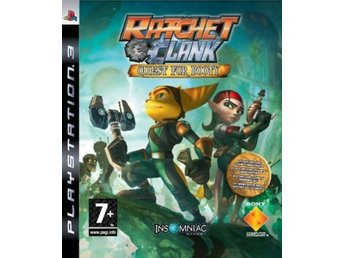 Ratchet & Clank: Quest for Booty - Playstation 3