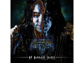 Lizzy Borden ?–My Midnight Things cd Shock rock returns 2018