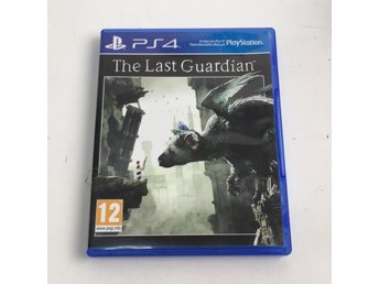 PS4 Spel, The last guardian