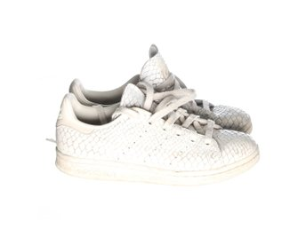 Adidas Stan Smith, Sneakers, Strl: 37 1/3, Vit, Skinnimitation