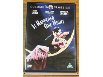 It happened one night Clark Gable Mkt fint skick