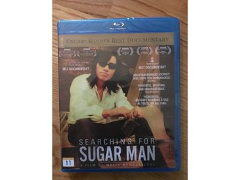Sugar Man (blu-ray) ***INPLASTAD***
