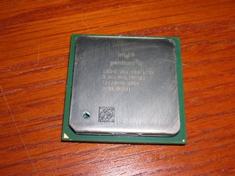 Intel  P4 1800 Mhz 400Mhz buss 256Kb cash 478 socket