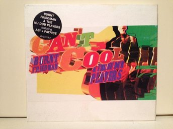 "Burnt Friedman & The Nu Dub Players - Can't Cool ""  Dub, Abstract """