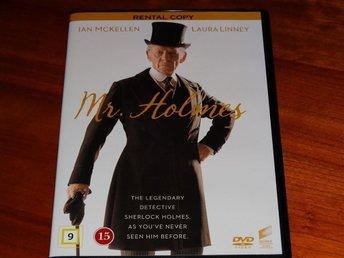 Mr HOLMES Detektiven Sherlock Holmes med Ian McKellen från Sagan om Ringen - Dalstorp - Mr HOLMES Detektiven Sherlock Holmes med Ian McKellen från Sagan om Ringen - Dalstorp