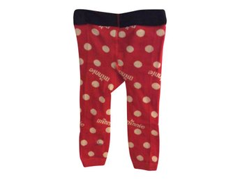 Tights med Minnie Stl: 9-12 mån = 74/80 ( Disney )