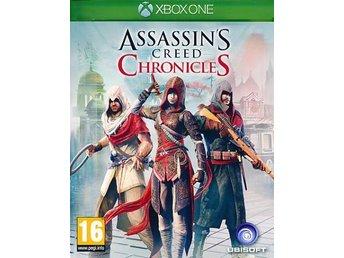 Assassins Creed Chronicles (XBOXONE) - Nossebro - Assassins Creed Chronicles (XBOXONE) - Nossebro