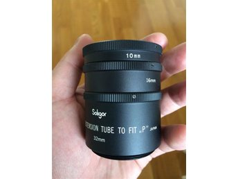 Excellent condition metal Soligor m42 extension tube