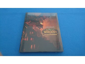 The art of world of warcraft - Cataclysm - Ny skick - inplastad