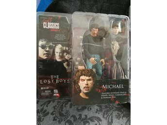 The lost boys - actionfigur - Michael - Neca