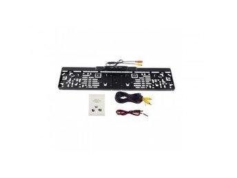 HD bil backkamera för EU registreringsskyltar med 4 LEDs - Märsta - HD bil backkamera för EU registreringsskyltar med 4 LEDs - Märsta