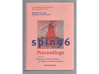 SPIN 96 Proceedings of the 12th International Symp on High-Energy Spin Physics