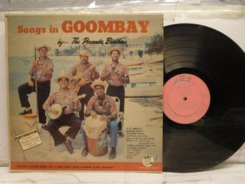 PERCENTIE BROTHERS - SONGS IN GOOMBAY