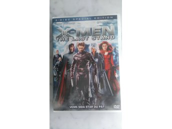 X-Men 3: The Last Stand (2disc)