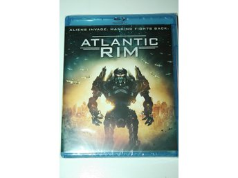 Atlantic Rim (Blu-ray) NY & Inplastad!