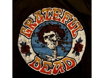 Grateful dead tshirt storlek small