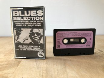 Blues Selection Lightnin' Hopkins, Memphis slim, John Lee Hooker mfl