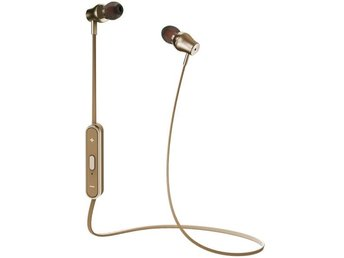 Celly Bluetooth Stereoheadset Guld