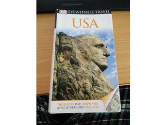 DK Eyewitness travel USA