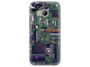 HTC One M8 Skal Datorchips