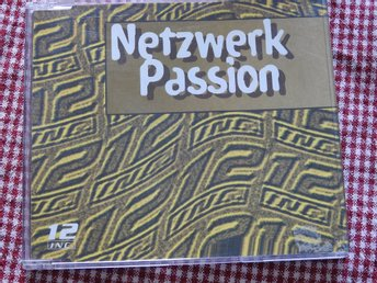 Netzwerk - Passion CD Single  1994