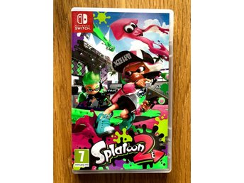 Splatoon 2, Nyskick!