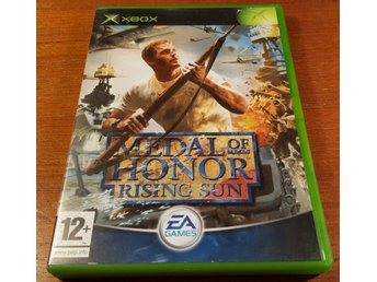 Medal Of Honor Rising Sun - Komplett - Xbox
