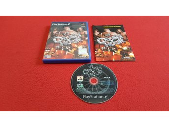 WWE CRUSH HOUR till Sony Playstation 2 PS2