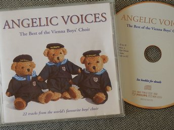 Angelic Voices - The Best of the Vienna Boys' Choir CD