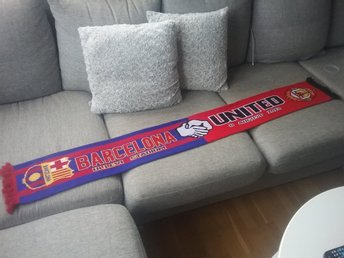 Barcelona United supporter halsduk.